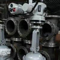 铸钢蒸汽闸阀